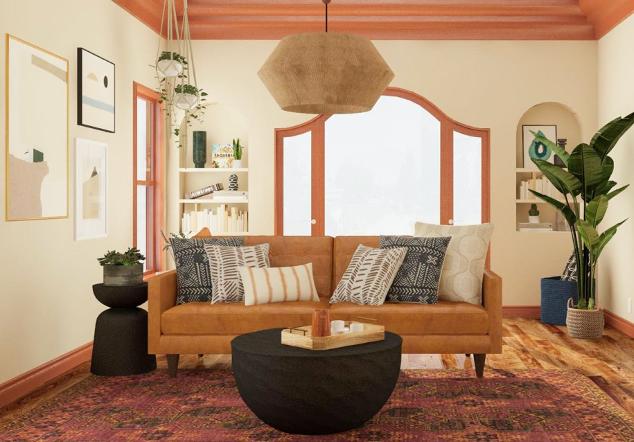 Southwest Style: Designing an Eclectic Santa Fe Home ...