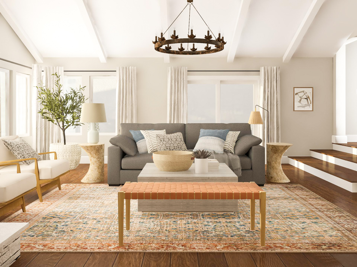 17 Best Living Room Design Ideas of 2019 | Modsy Blog on Living Room Style Ideas  id=33524
