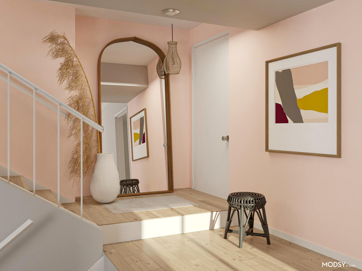 How To Decorate A Hallway These 14 Stylish Spaces Do It Right
