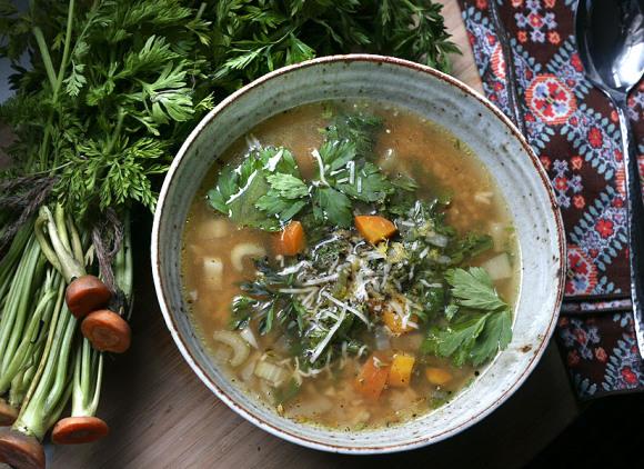 three-carrot-soup