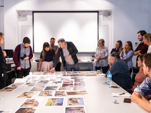 Heijdens Karwei workshop at Photography Studies College, Melb, Dec 2018. © Louis Lim.