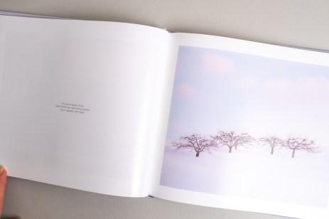 Open page spread - Hokkaido Winter 2020