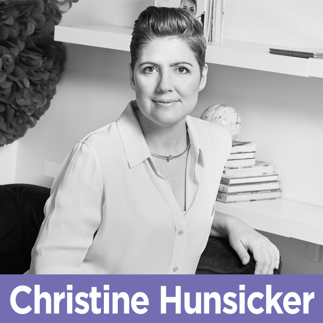 Christine Hunsicker on The Mentor Files with Monica Royer