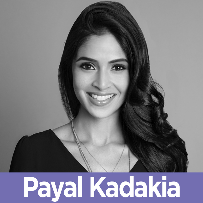 Payal Kadakia on The Mentor Files with Monica Royer