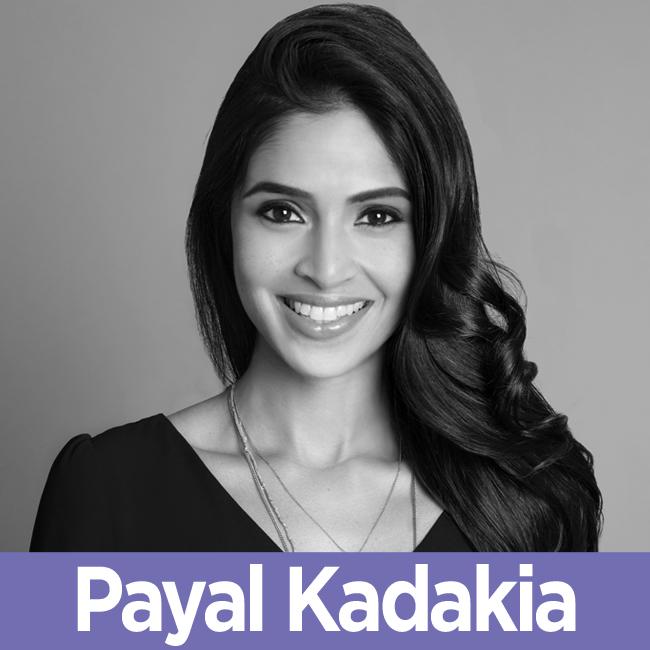 Payal Kadakia on The Mentor Files with Monica Royer
