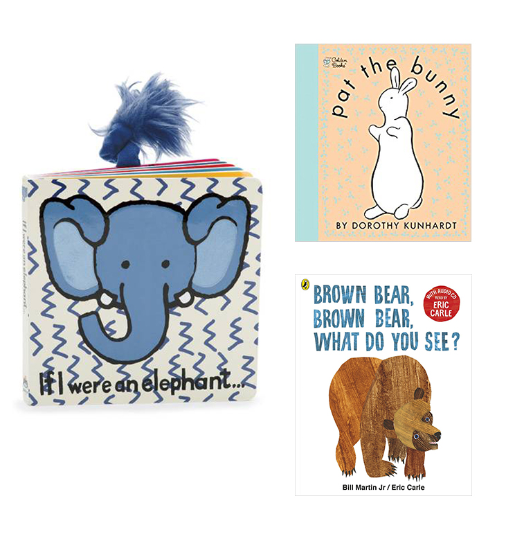 best baby books for your library