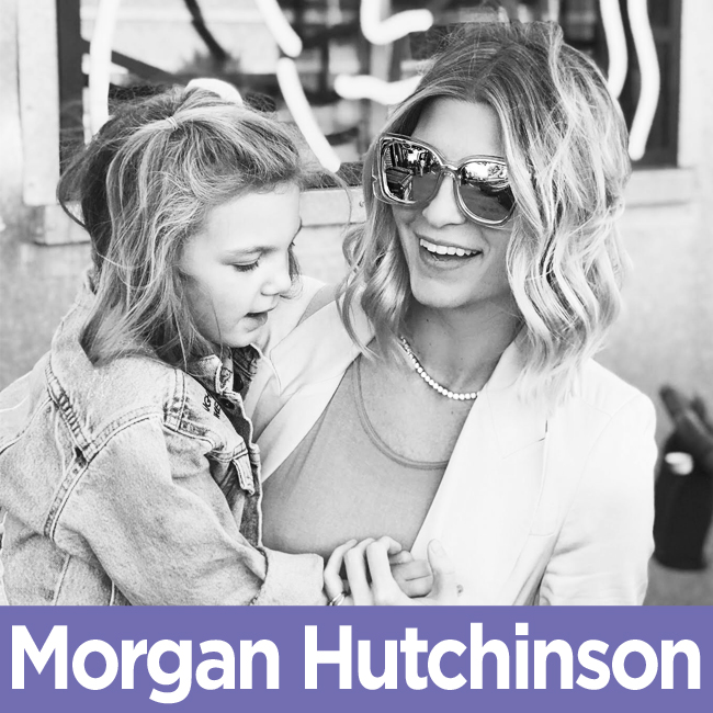 Morgan Hutchinson on The Mentor Files with Monica Royer