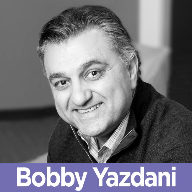 Bobby Yazdani on The Mentor Files with Monica Royer