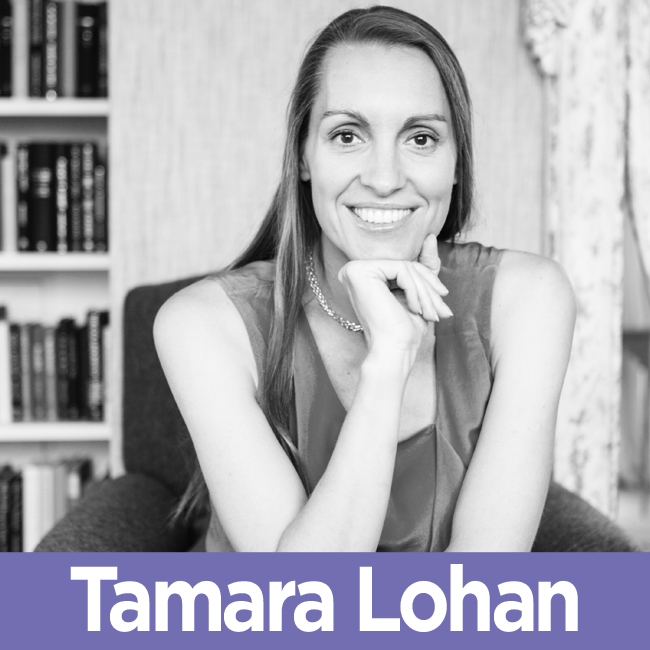 Tamara Lohan on The Mentor Files with Monica Royer