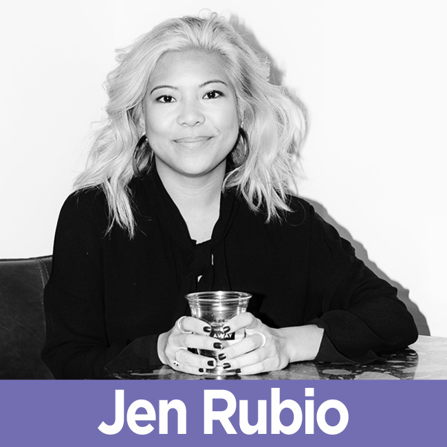 Jen Rubio on The Mentor Files with Monica Royer