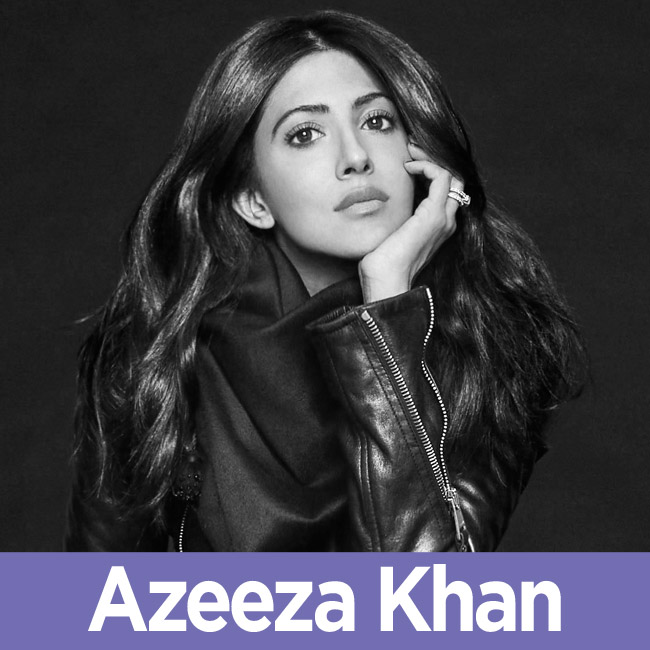 Azeeza Khan on The Mentor Files with Monica Royer