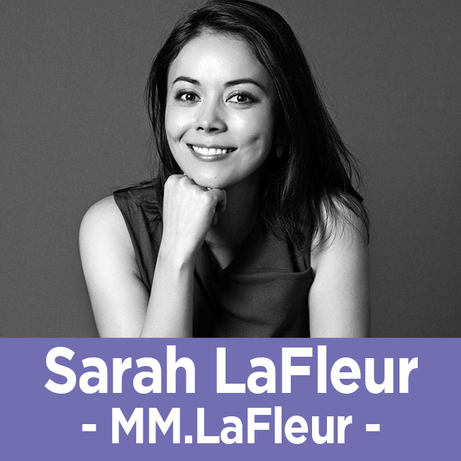 Sarah LaFleur on The Mentor Files Podcast