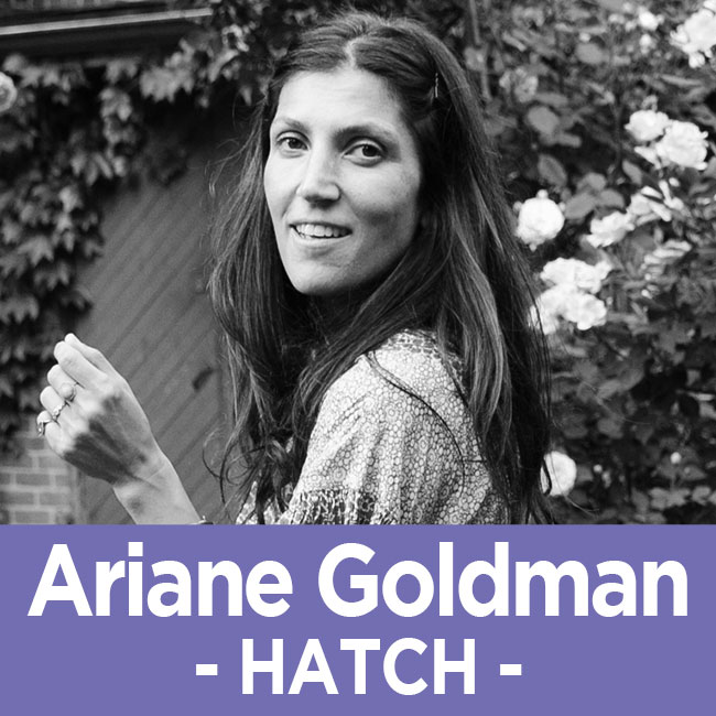 Ariane Goldman on The Mentor Files Podcast