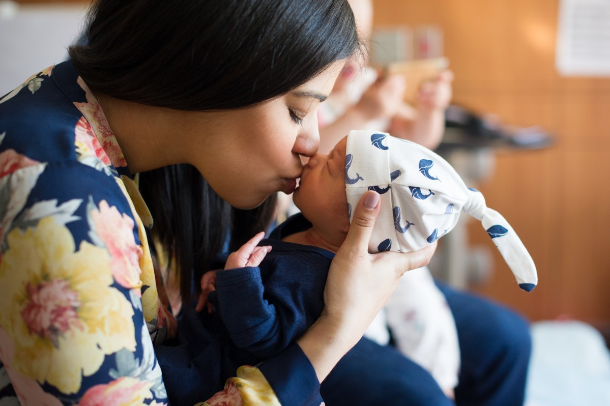 10 Honest Truths About Being a New Mom
