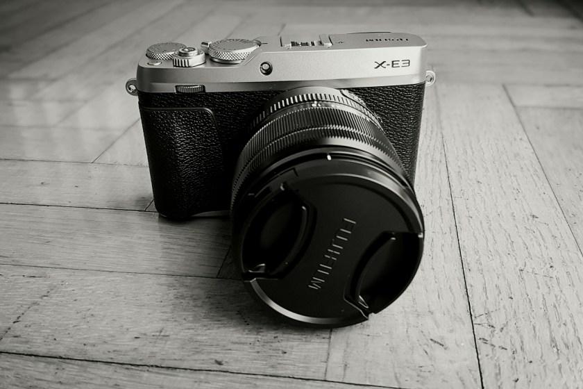 Come si diventa fotografi. Ti racconto la mia esperienza. Monica Monimix Antonelli. Nell'immagine la mia Fujifilm X-E3