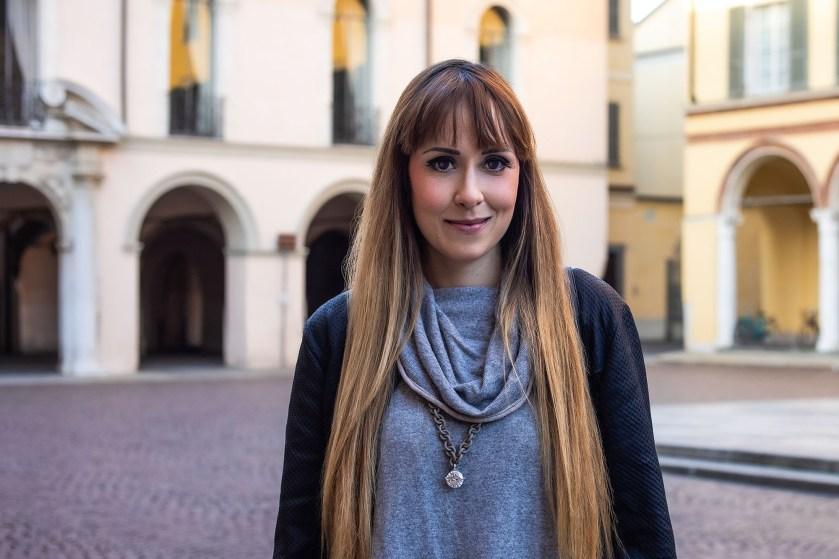 Il ritratto di Alessandra per il progetto Donne di Crema a cura di Monica Monimix Antonelli