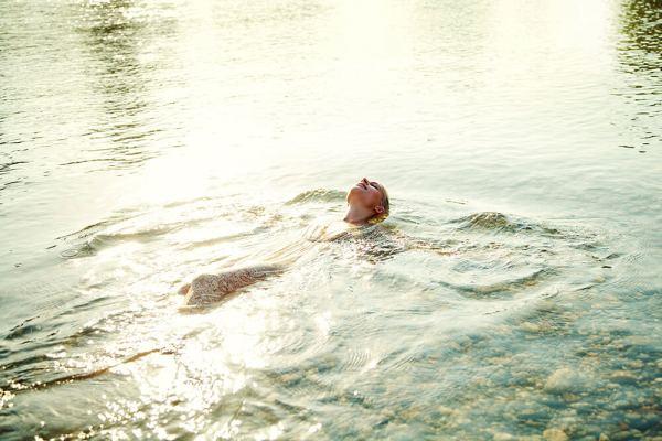 La fotografia di ritratto - Rinascita - Immagine di Monica Monimix Antonelli