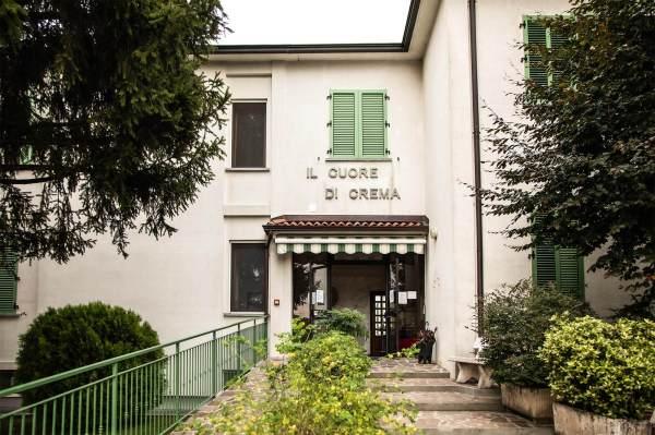 """La comunità """"Il cuore di Crema, il luogo scelto da Maria Grazia per il suo ritratto per il progetto """"Donne di Crema"""" (C)Monica Monimix Antonelli"""