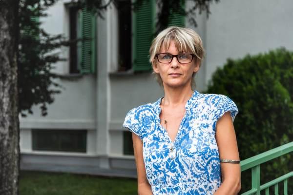 """Il ritratto di Maria Grazia per il progetto """"Donne di Crema"""" (C)Monica Monimix Antonelli"""