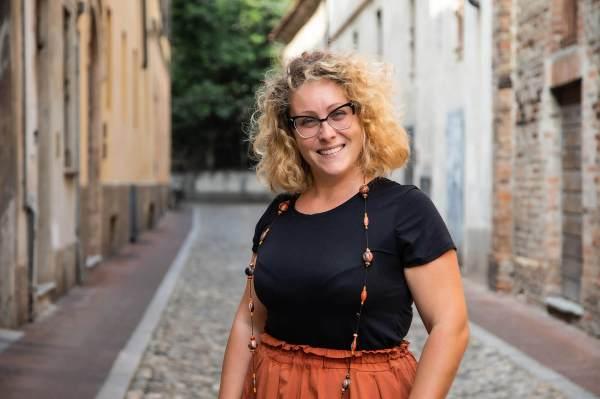 """Il ritratto di Lucia per """"Donne di Crema"""" (C)Monica Monimix Antonelli"""