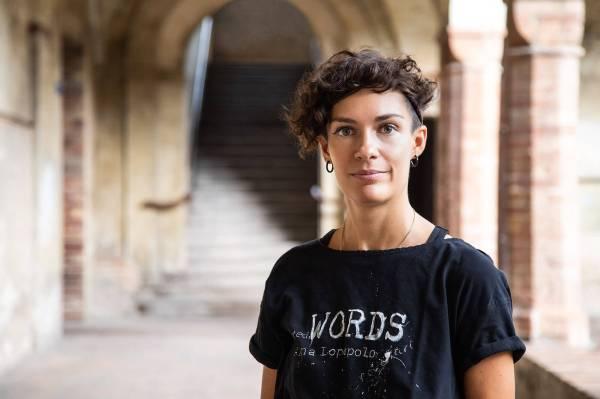 """Il ritratto di Anna per il progetto """"Donne di Crema"""" (C)Monica Monimix Antonelli"""