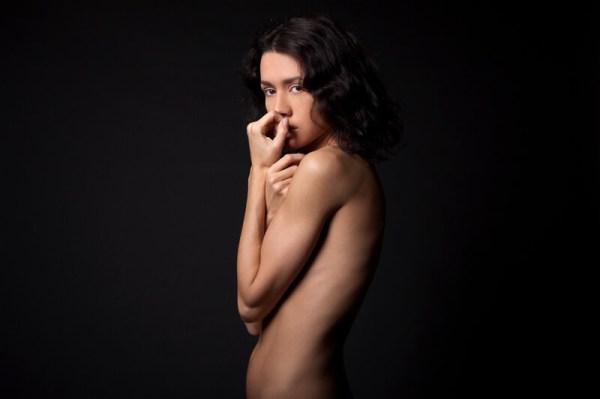 """Un ritratto dal progetto """"Natural Beauty"""" per valorizzare la bellezza naturale delle donne (C)Monica Monimix Antonelli"""