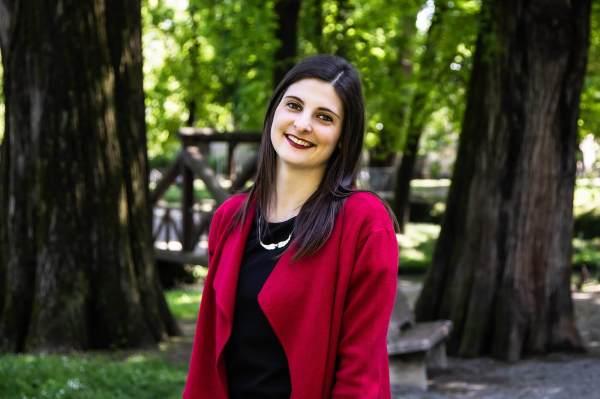 Il ritratto di Jennifer per il progetto Donne di Crema (C)Monica Monimix Antonelli