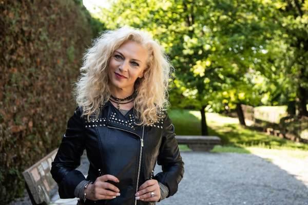 Il ritratto di Barbara per il progetto Donne di Crema (C)Monica Monimix Antonelli