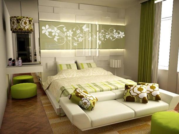 decoracao-verde-quarto