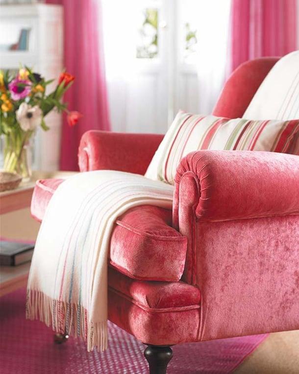 cores-na-decoracao-rosa-e-berinjela-ideias