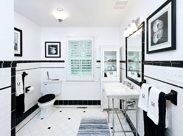 decoracao-de-banheiro-preto-e-branco-moderna