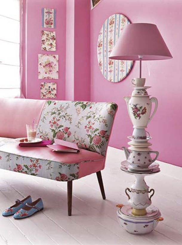 decoracao-rosa-vintage