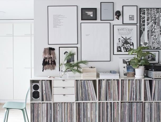 decoracao-com-quadros-minimalistas