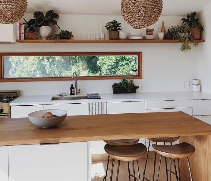 estilo minimalista cozinha