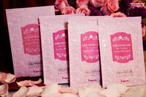 Moonberry Heme Rose