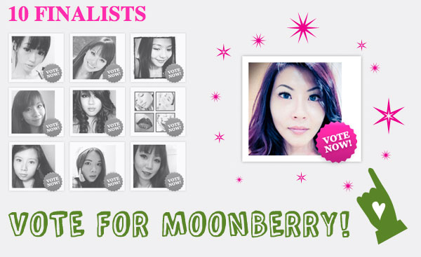 The Moonberry Blog