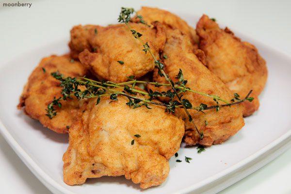 Singapore's Hottest Celebrity Blogger | Adhoc Fried Chicken Recipe