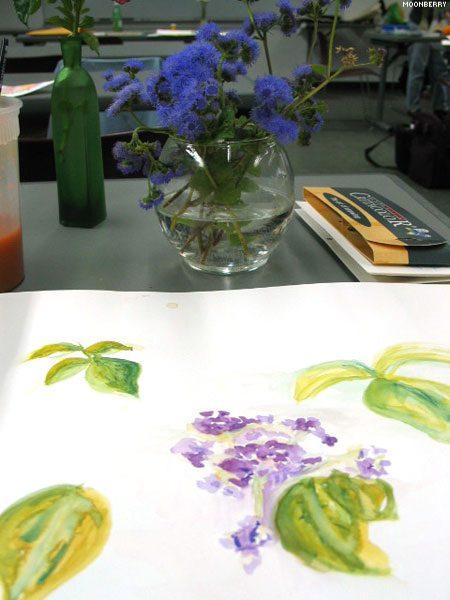 Singapore Top Art Design Style Fashion Blog | Watercolor