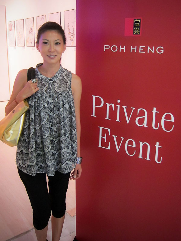Poh Heng Gold Unhibited 2012 | The Moonberry Blog