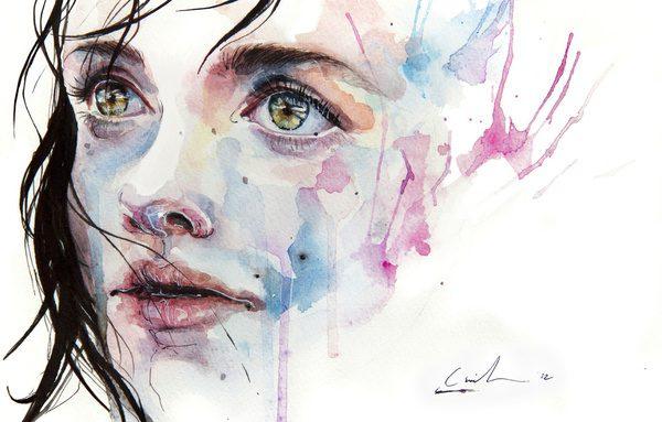 Agnes-cecile Watercolors