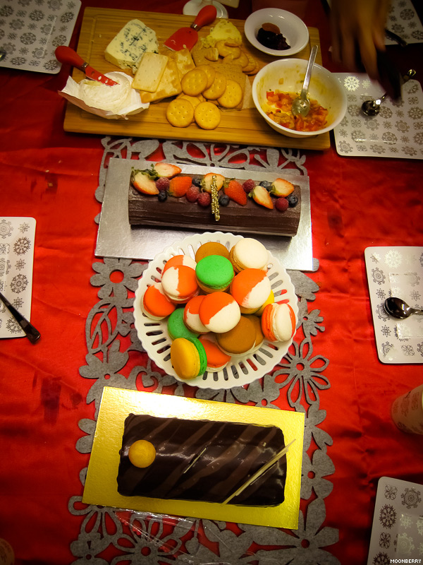 Singapore Top Design Fashion Food Style Blog | Christmas Dinner 2012