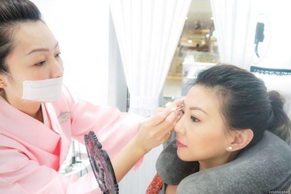 Eyebrow Embroidery Erabelle - Singapore Top Lifestyle Blog Moonberry