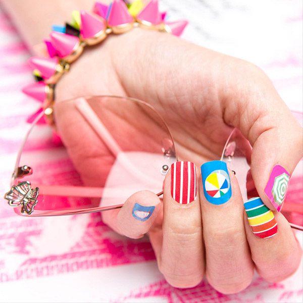 Say Hi To Gummi Nails The Moonberry Blog