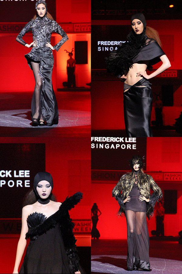 Frederick Lee at FIDé Fashion Week 2013