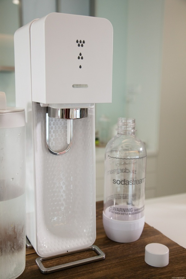 SodaStream Review The Moonberry Blog