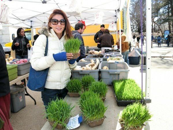 Farmers Market Brooklyn, The Moonberry Blog