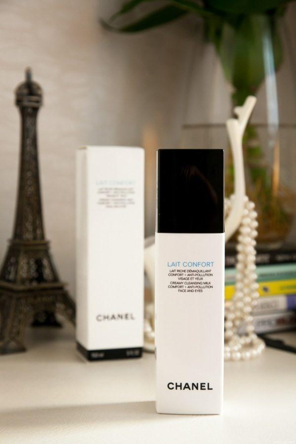 Chanel Lait Confort Creamy Cleansing Milk