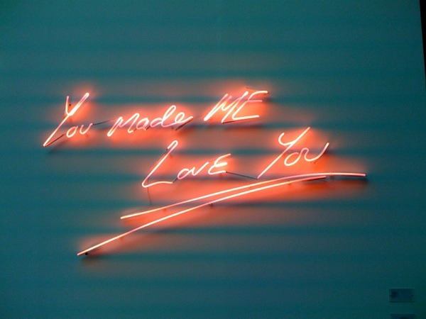 Tracey Emin Neon Works