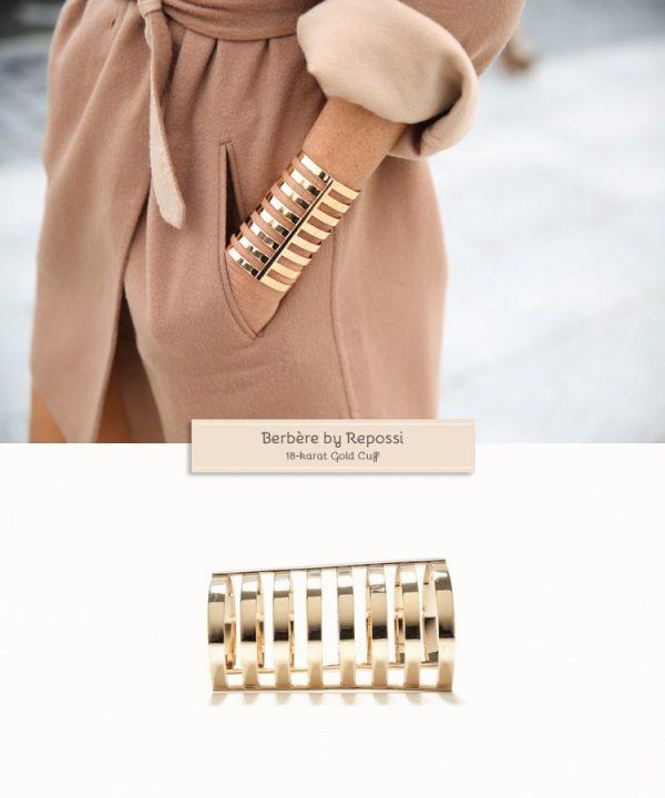 Repossi Berbere Gold Cuff