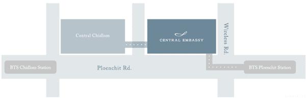 The Moonberry Blog for Central Embassy Bangkok